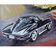 Corvette 1965 Photographic Print