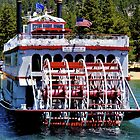 Paddle Wheeler by Nancy Richard
