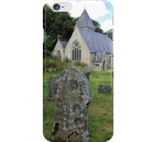 Quintessentially England 22 - Country Church iPhone Case/Skin