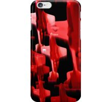 catch the red eye iPhone Case/Skin