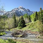 Sneffels in Springtime by Eric Glaser