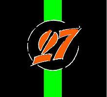 Hulkenberg 27 by Tom Clancy