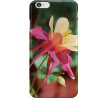 Columbine Flower iPhone Case/Skin