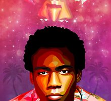 Childish Gambino #1 Rated the most favorite by mekaspencer