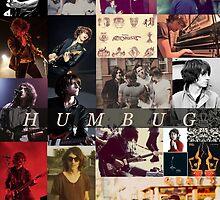 Humbug Arctic Monkeys by Paradise-Prints