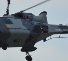 AW159 Wildcat HMA2 Sticker