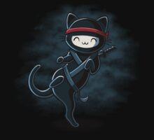 Ninja Cat Kids Clothes