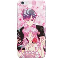 Princess Serenity e Prince Endymion  iPhone Case/Skin
