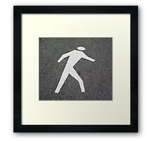 Crossing © Framed Print