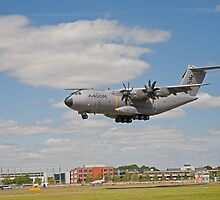 Airbus A400M by Keith Larby