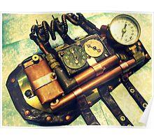 Steampunk Gauntlet 2.0 Poster