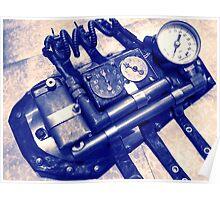 Steampunk Gauntlet 2.1 Poster