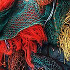 Fishing Nets by Jovan Djordjevic