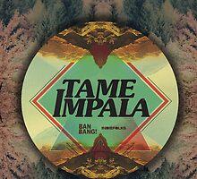 Tame Impala  by Paradise-Prints