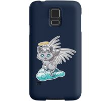 Angel Cat Chibi Samsung Galaxy Case/Skin