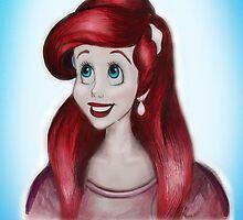 Ariel Rose by justineadele