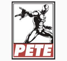 Spider-Man Pete Obey Design Kids Clothes