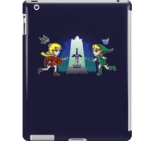 Master Sword in the Stone iPad Case/Skin