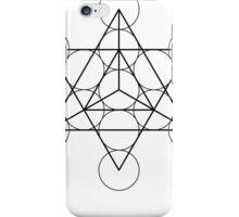 Star of David | Sacred Geometry iPhone Case/Skin