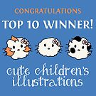 Top Ten Challenge Banner (for contest) by Stephanie Jayne Whitcomb