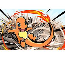 Charmander | Ember Photographic Print