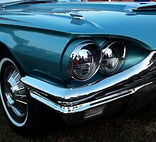 Ford Thunderbird Closeup by PathfinderMedia