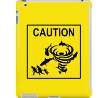Sharknado Crossing iPad Case/Skin