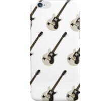 5sos Michael Clifford Guitar Shirt iPhone Case/Skin