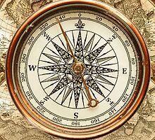 Old World Compass by Zulgixx