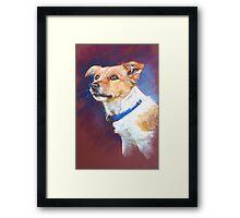 'Rupert' Framed Print