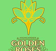 Highgarden Golden Roses by enfeder