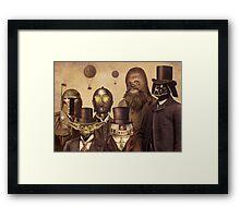 Victorian Wars  Framed Print
