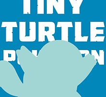 Squirtle: The Tiny Turtle Pokemon by jubjubblast
