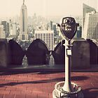 Top of the Rock (Old School) by Randy  Le'Moine