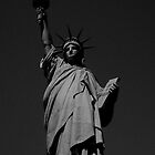 The Statue of Liberty by VariouspixPhoto