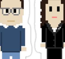 8-Bit Seinfeld Sticker