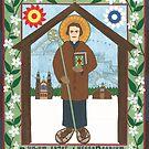 Bishop Frederic Baraga Icon by David Raber