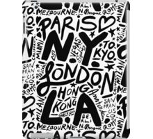 City Love iPad Case/Skin