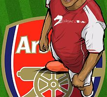 Football Stars: Alexis Sanchez - Arsenal by akyanyme1