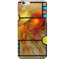 Prairie View (Square Version) - By John Robert Beck iPhone Case/Skin