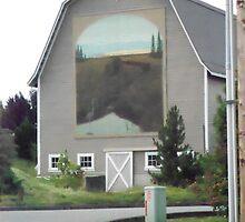 Barnside Inside Outside by David W. Trotter