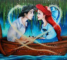 Kiss the Girl by weronikart
