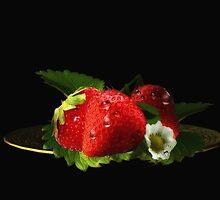 Erdbeeren by harietteh