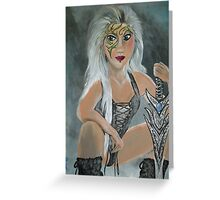 Do You Want to Live Forever? Greeting Card