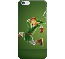 Link and Navi Polygon Art iPhone Case/Skin