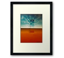 """""""The Mind of a Child"""" Framed Print"""
