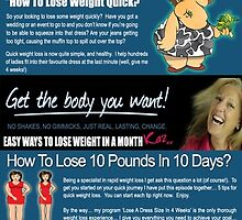 How To Lose 10 Pounds In 10 Days by MostEffective