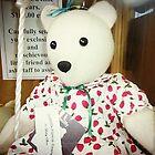 *Teddy in Strawberry Dress* by EdsMum