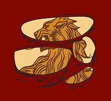 Lannister Inside (version 1) by Zarevic