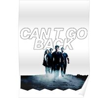teen wolf - can't go back Poster